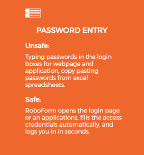Password Entry